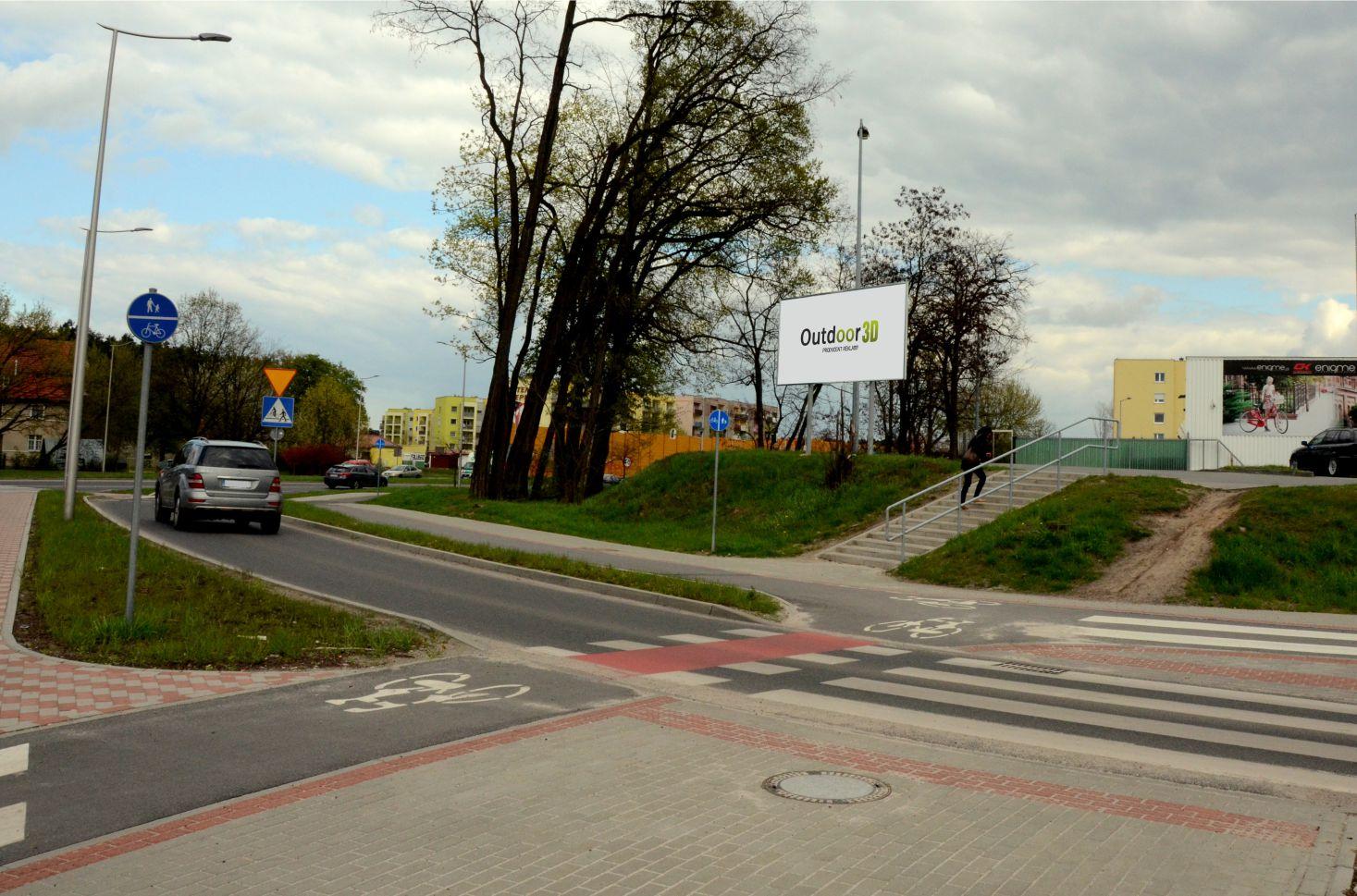 powierzchnia reklamowa Zielona Góra
