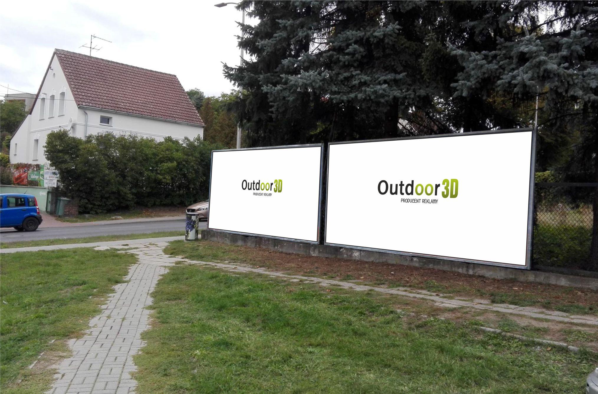 billboard zielona góra